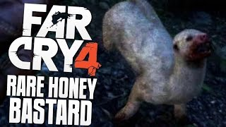 RARE HONEY BADGER HUNTING - Far Cry 4 Funny Moments