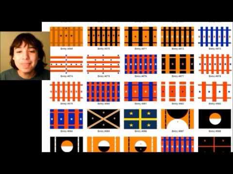 Reviewing Pocatello\'s 700 Flag Design Ideas! - YouTube