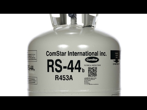 What Is RS44b ( R453a ) Refrigerant And Should You Use It?