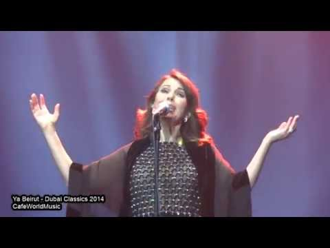 Ya Beirut - Magida El Roumi Live in Concert - Dubai Classics 2014