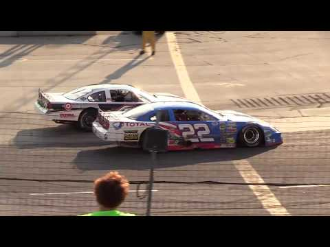 Delaware Speedway, APC United Late Model Series, Sept  18, 2016