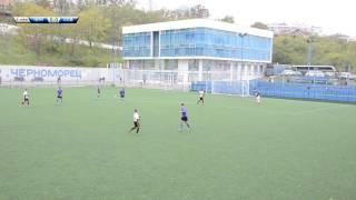 ДЮСШ 11 - Черноморец (Одесса) 1:0 ФК Азовсталь (Мариуполь) 2 тайм