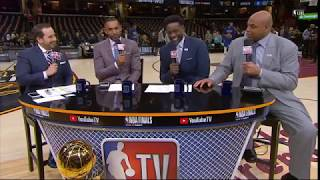 Warriors vs Cavaliers Game 4 Preview NBA Finals | NBA Gametime | June 8, 2018