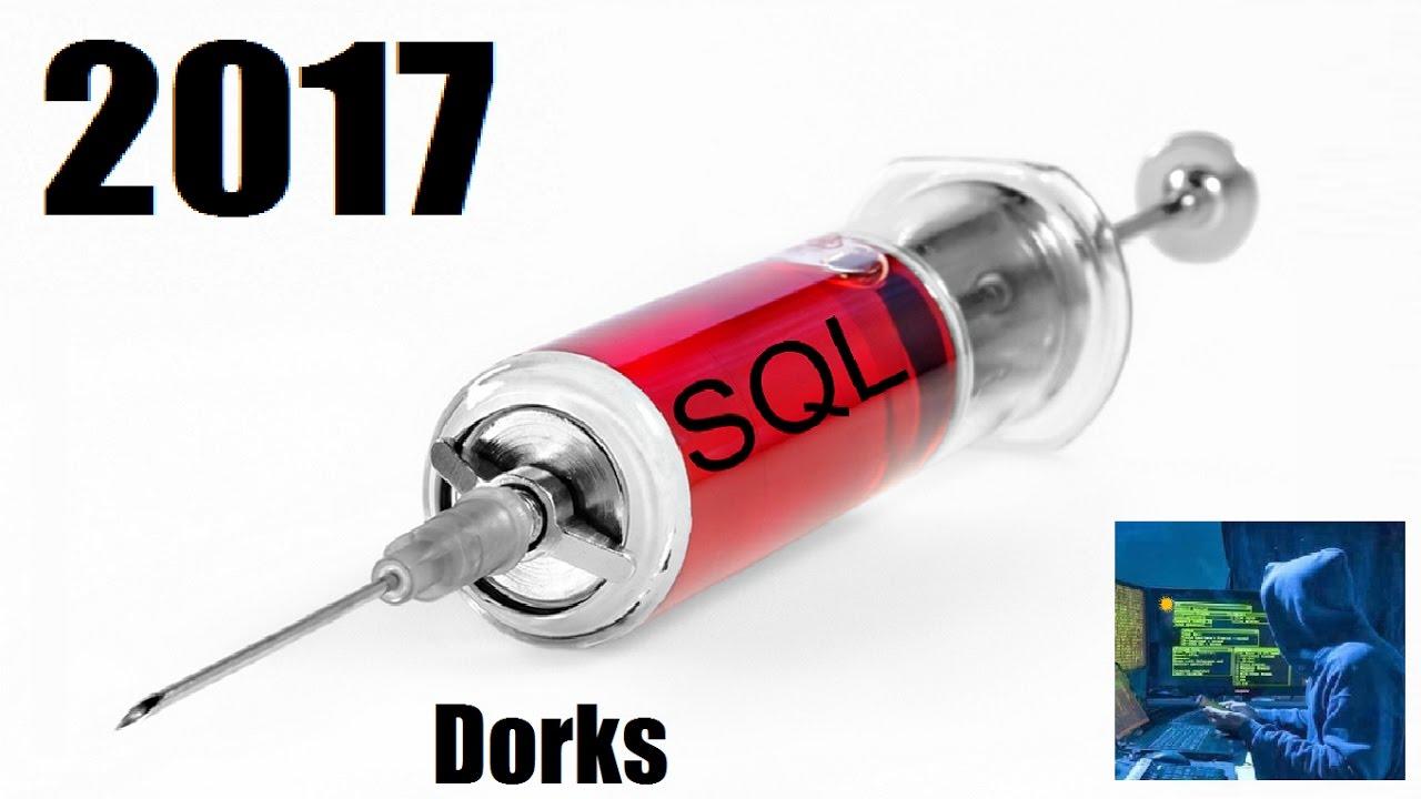 Dorks List 2017 for SQL Injection