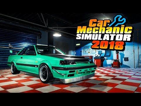 Nissan Skyline R31 | JDM Customs  | Car Mechanic Simulator 2018