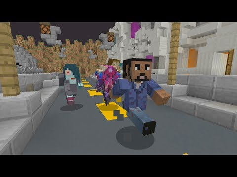 Minecraft Xbox - Infected - Mini-Game
