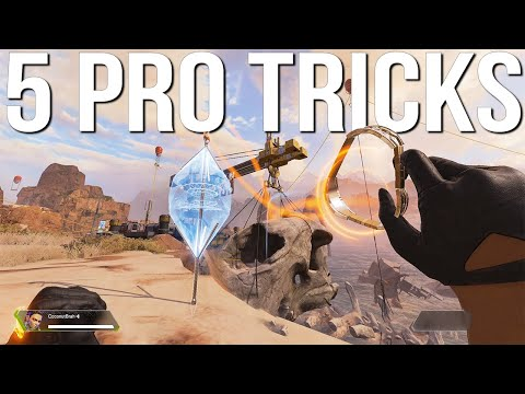 5 NEW Advanced Tips and Tricks You Need To Know! - Apex Legends Season Five