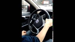 видео Руление одной рукой
