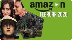 Neu auf Amazon Prime im Februar 2020