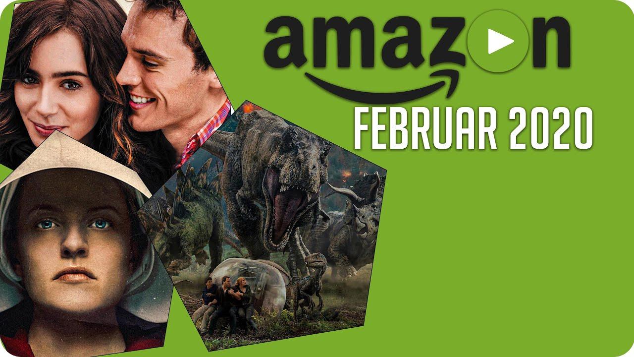 Amazon Prime Video Vorschau