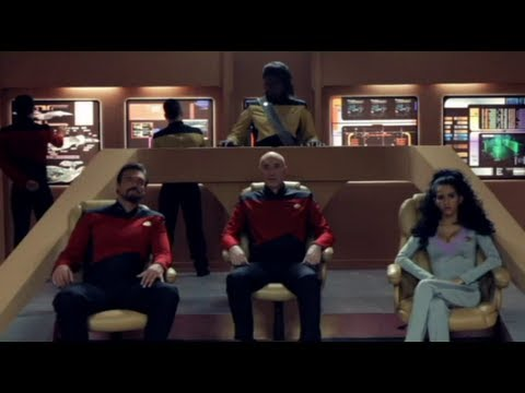 Star trek tng: a tale of two cities