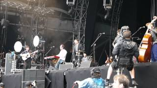 Lover's Eyes- Mumford & Sons (Live @ OpenAir St.Gallen 2012)