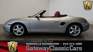1997 Porsche Boxster Convertible, Gateway Classic Cars-Nashville#317