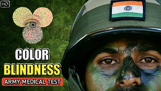 Army Medical Test - Are You Color Blind? Color Blindness Test l Ishihara Test l Eye Test (Hindi)