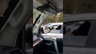 """Road Rage Crazy Lady yells """"I hope your kids get cancer"""""""