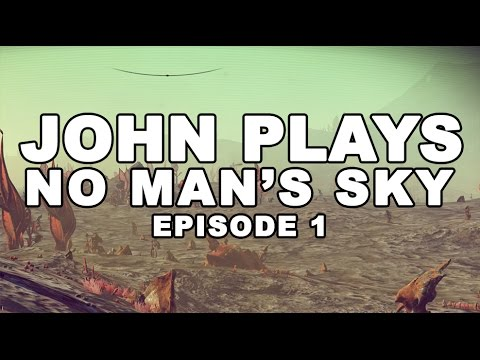 John Plays No Man's Sky #1