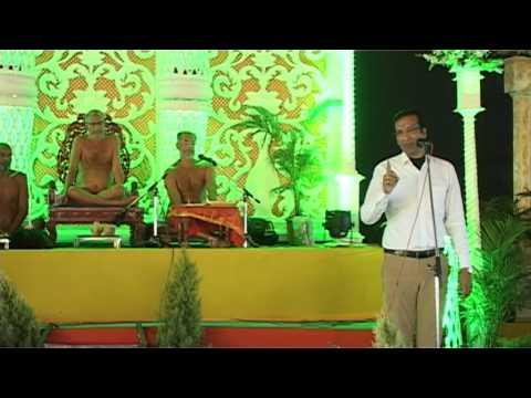 कवि सम्मेलन देश के प्रख्यात कवियोँ द्वारा इंदौर Part 02