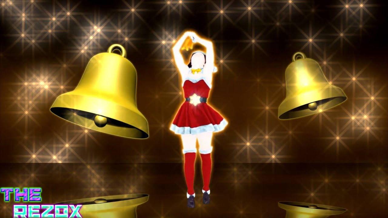 Just Dance Unlimited All I Want For Christmas Is You