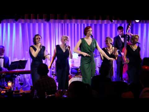 Live at Quaglinos- It Don't Mean A Thing - Elle & The Pocket Belles