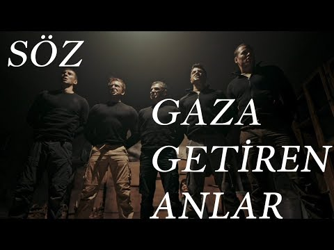 Söz Dizisi - Gaza Getiren Efsane Sahneler (SANSÜRSÜZ)