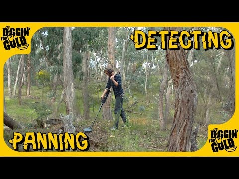 First Time Detecting! Any Luck? | Central Vic Gold Prospecting
