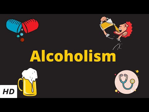 Alcoholism, Causes, Signs and Symptoms, Diagnosis and Treatment.