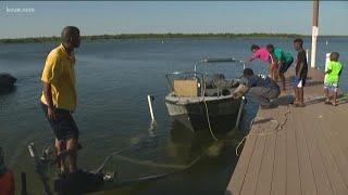 Zebra mussels invasion in Austin   KVUE