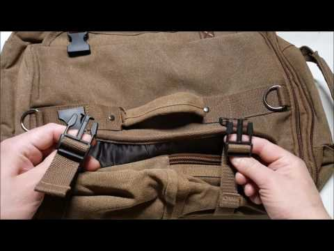 odyseaco-montera-vintage-canvas-backpack-unboxing-and-review