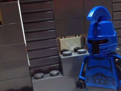 Custom LEGO DC Comics Ares Minifigure Review