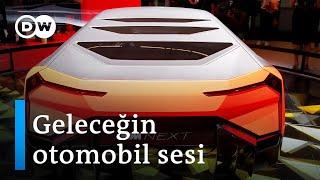 Elektrikli otomobillerin muhteşem sesi: