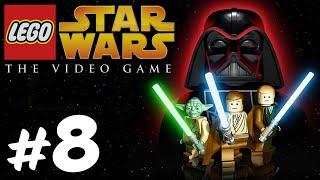 Прохождение LEGO Star Wars: The Video Game - Эп-д II: Нападение клонов - Глава 2: Завод дроидов