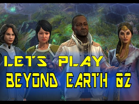 Expanding Inland | Civilization: Beyond Earth #02
