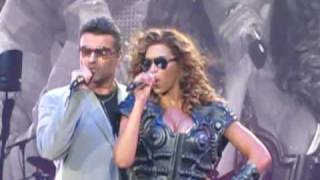 beyonce and george michael if i were a boy