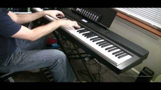 Off The Cuff Groove 001 - Piano Keyboard Funk Groove