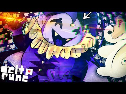 GREAT CHAOS-CHAOS IS UPON YOU!! JEVIL BOSS FIGHT | Deltarune #8 [Undertale 2] Gameplay