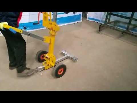 Glass Lifting Equipment/glass Vacuum Lifter