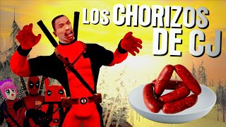 LOS CHORIZOS DE CJ