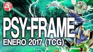 PSY-Frame (JANUARY/ Enero 2017) [Duels & Decklist] (Yu-Gi-Oh) Post Invasion Vengeance