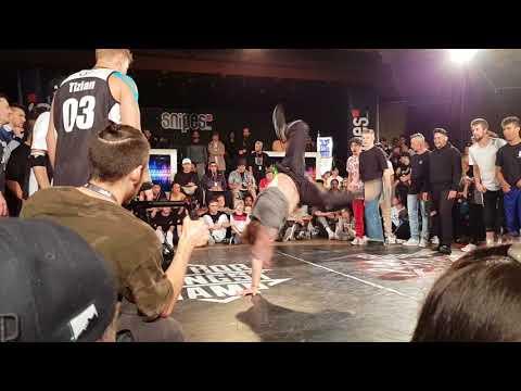 Rocking Skillz vs Last Action Heros Battle of the Year Germany