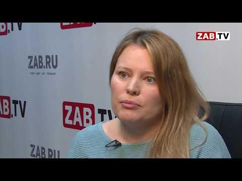 Эксклюзив! Дочь экс-министра Лазуткина в студии ЗабТВ рассказала о жизни отца