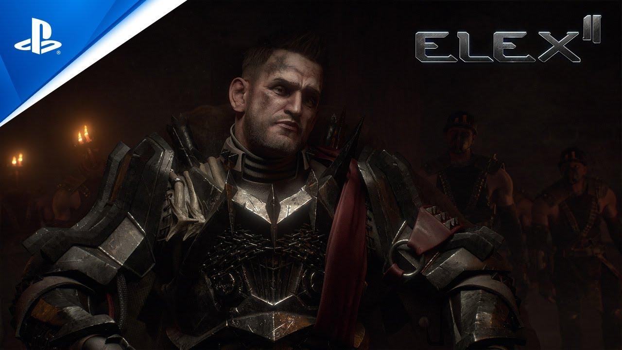 Elex II - Announcement Trailer   PS5, PS4