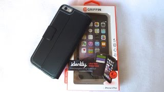 griffin identity ultra slim wallet for iphone 6 plus excellent wallet case
