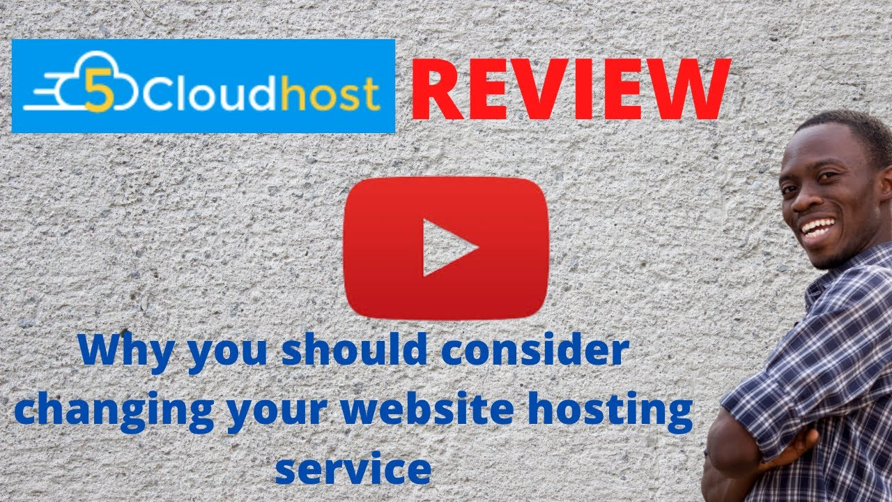 5CloudHost Review - Are you getting what you pay for?