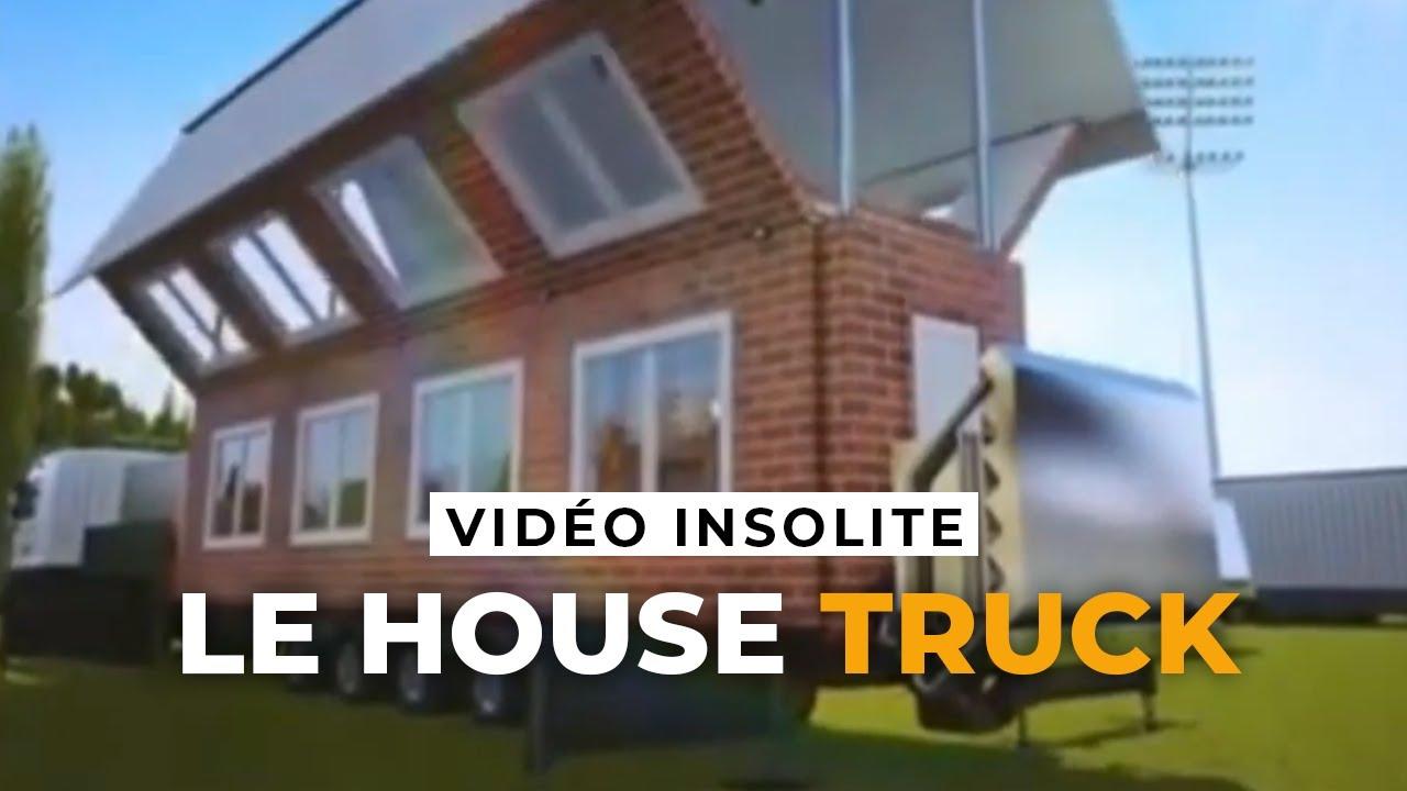 la house truck une maison insolite d plier partout