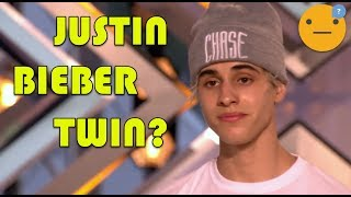 """Top 10 Best """"JUSTIN BIEBER SONGS"""" On Got Talent and  X Factor Worldwide!"""