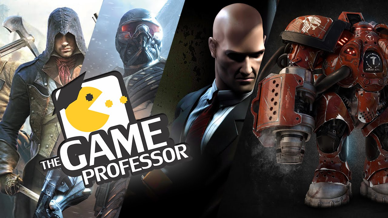 GAME PROFESSOR ما هى جميع انواع الالعاب؟ الجزء الاول