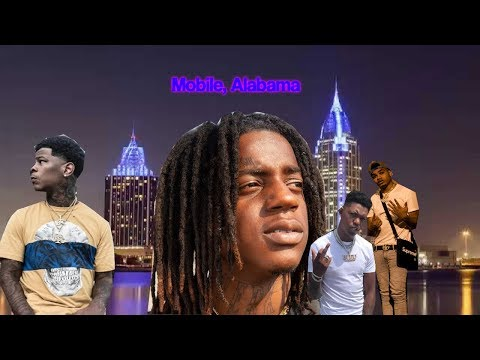 List of rappers from Mobile, Alabama