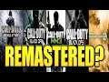 Which Call of Duty Remastered Should Come Out Next?