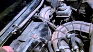 Замена радиатора печки вентелятора или заслонки  ВАЗ  Приора без снятии тормозного вакуума.