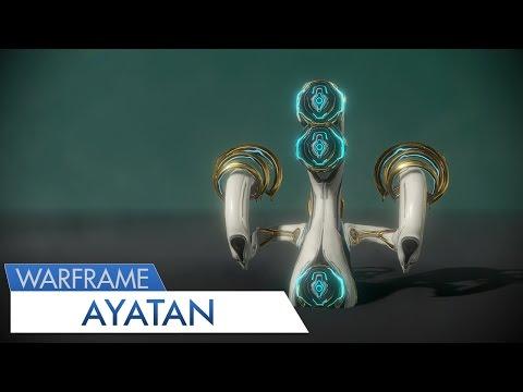 Warframe: Ayatan Sculptures